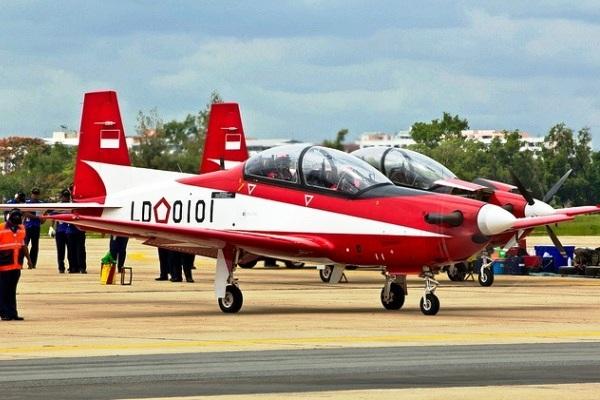 KT-1B Pesawat Latih
