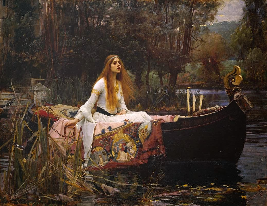 reframing the victorians tragic figure of female in waterhouse 39 s paintings. Black Bedroom Furniture Sets. Home Design Ideas