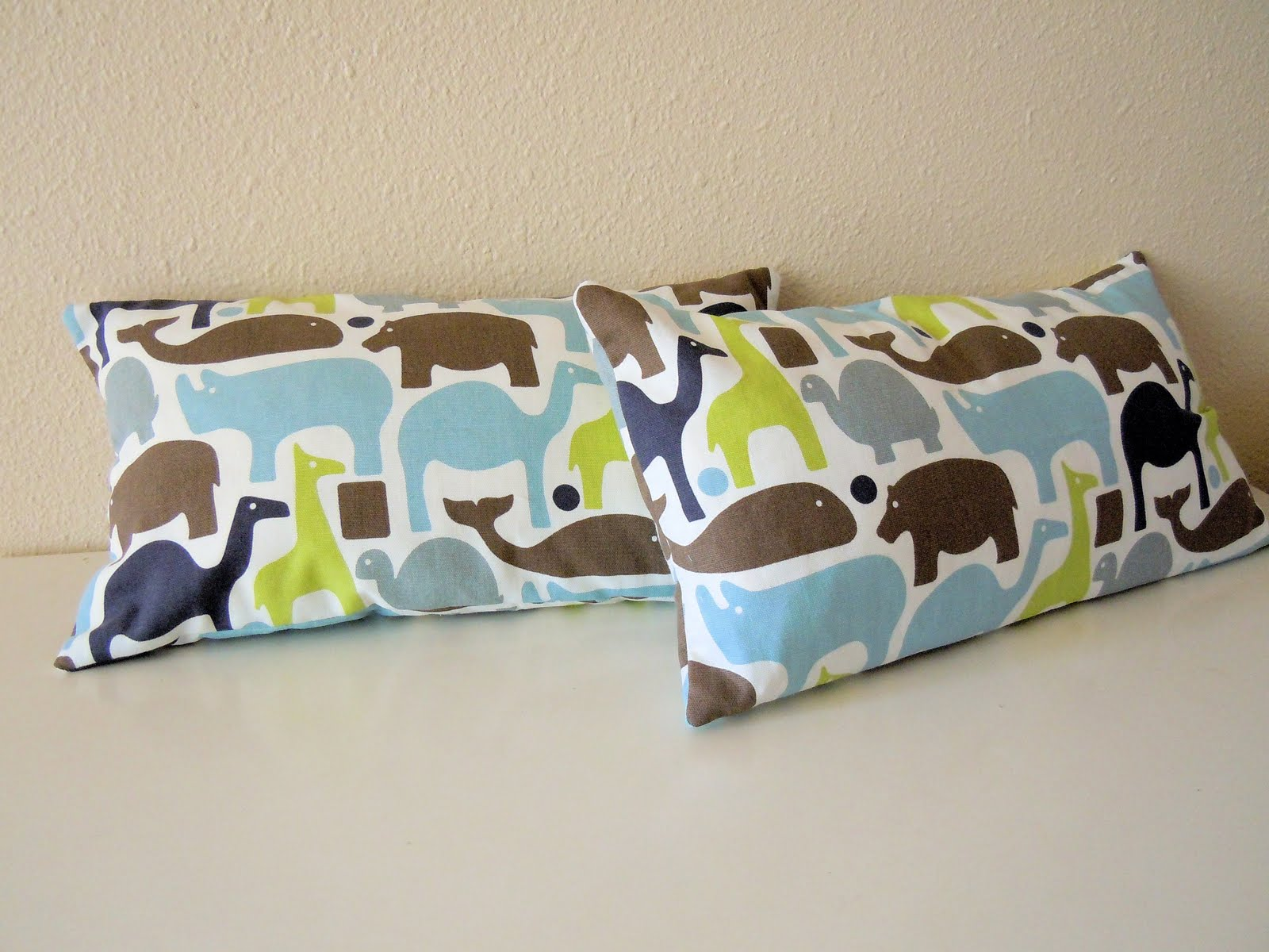 From Lumpy to Fabulous A Bed Pillow Makeover and How to