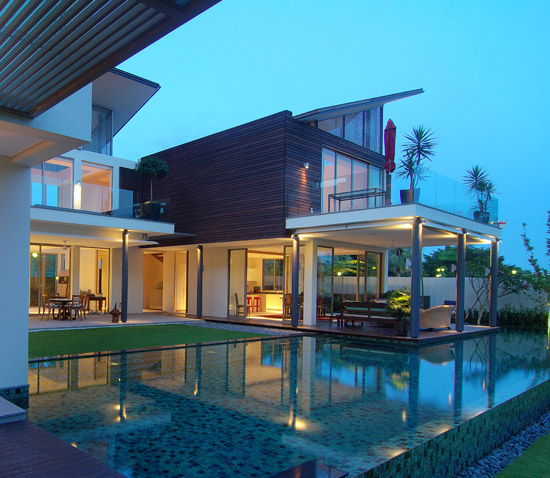 Modern Dreamhouse Design
