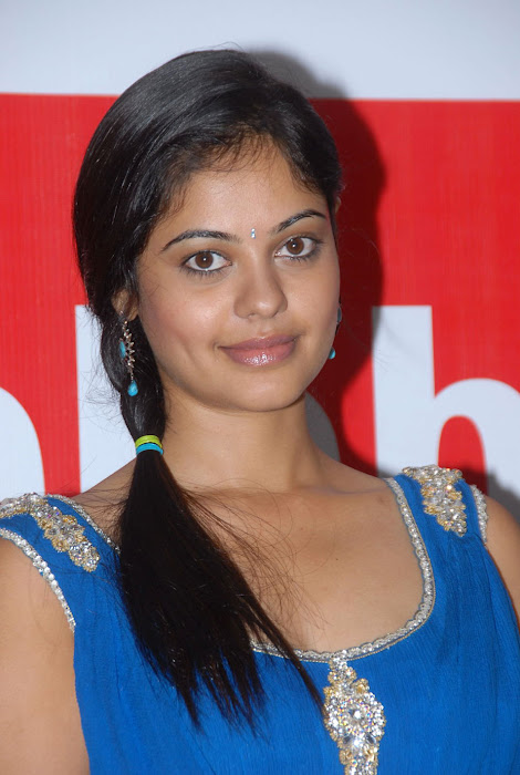 bindhu madhavi at celkon mobile successmeet, bindhu madhavi actress pics