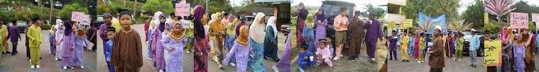 Sambutan Malidur Rasul 2012