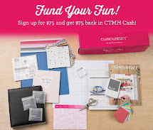 CTMH November Special -- Fund Your Fun!