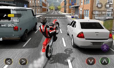 Race the Traffic Moto v1.0.15 Mod Apk (Mega Mod) 1