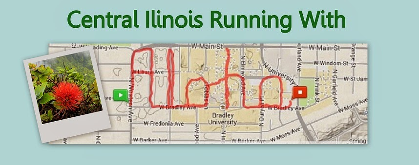 Central Illinois Running with Aloha