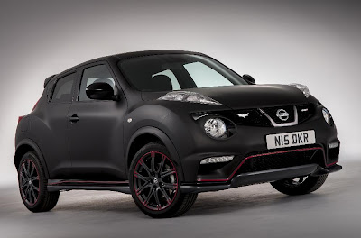 Nissan Juke Nismo The Dark Knight Rises (2012) Front Side