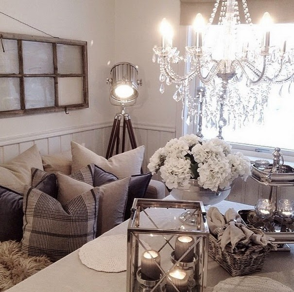 Lush fab glam blogazine home design inspiration fabulous for Dining table top decor