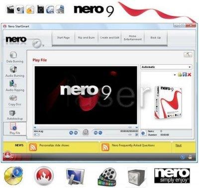 nero startsmart free download
