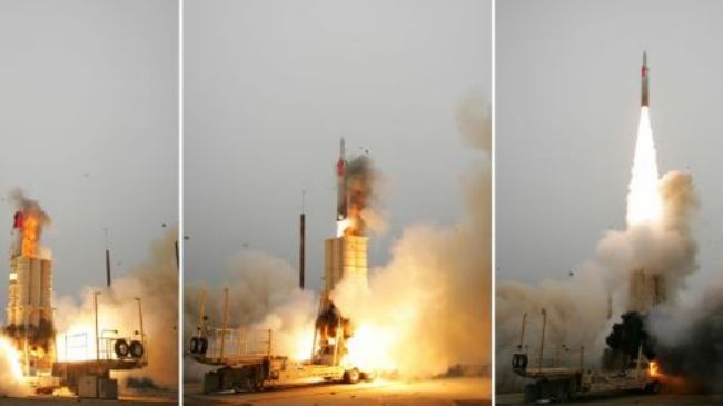 Eye On Iran And Syria, Israel Hardens Missile Shield