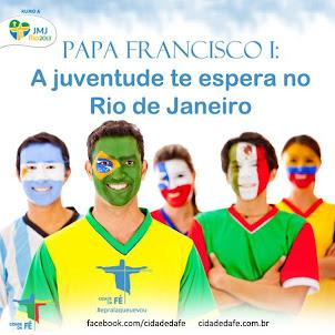 CATÓLICOS DO BRASIL DUVULGUEM ESSE IDEIA ! JMJ 2013