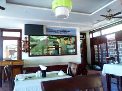 Restaurant Green Heaven Resort Hoi An Vietnam