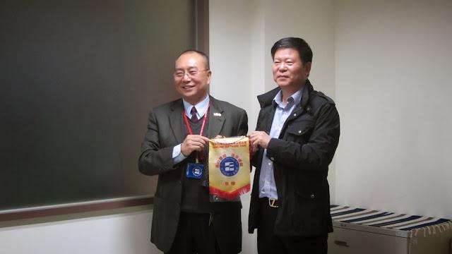浙江省兩岸世紀經貿發展協會參訪團
