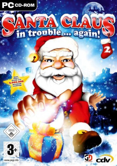 santa claus in trouble 3