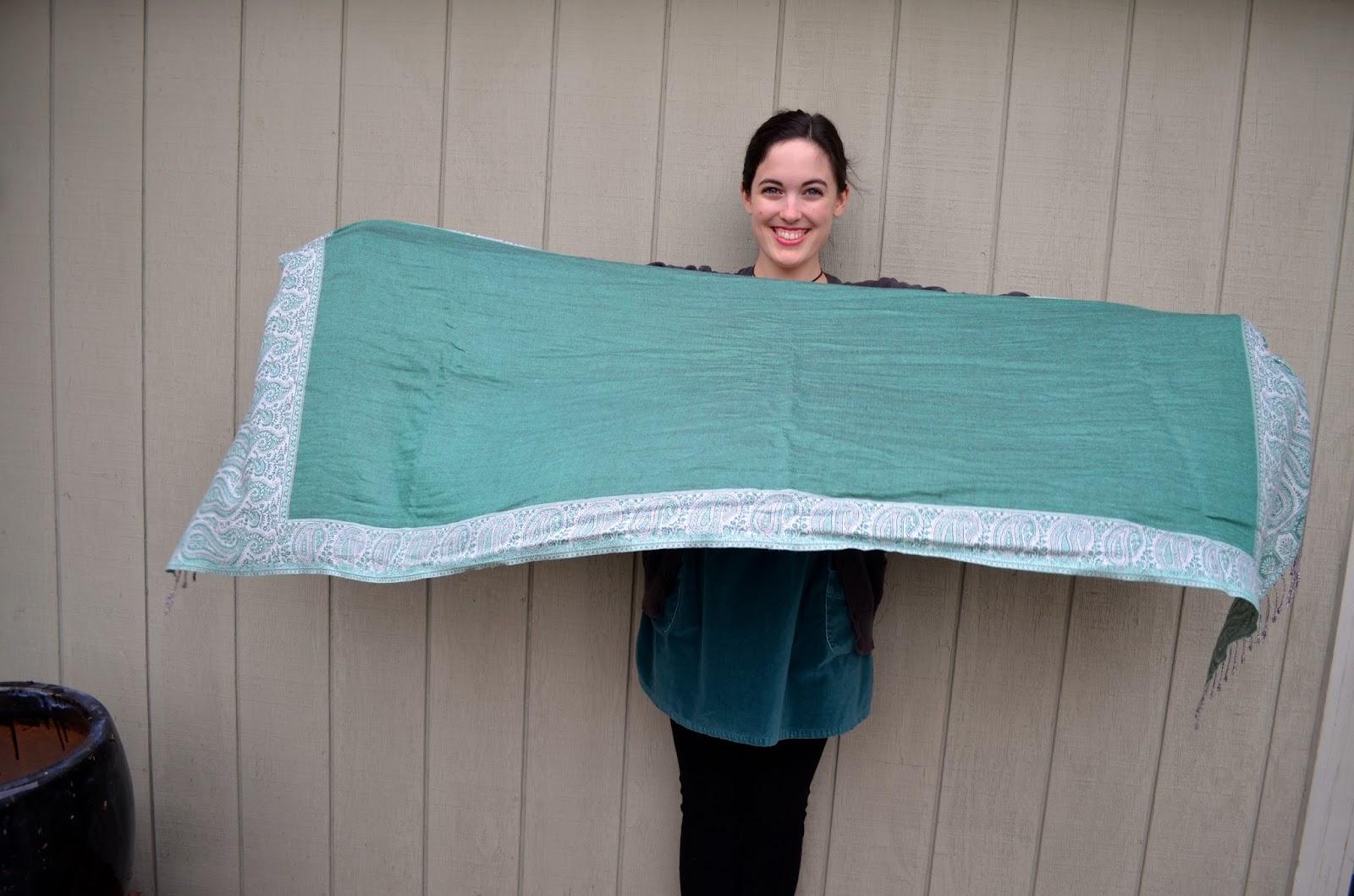 Basic Scarf Wrap