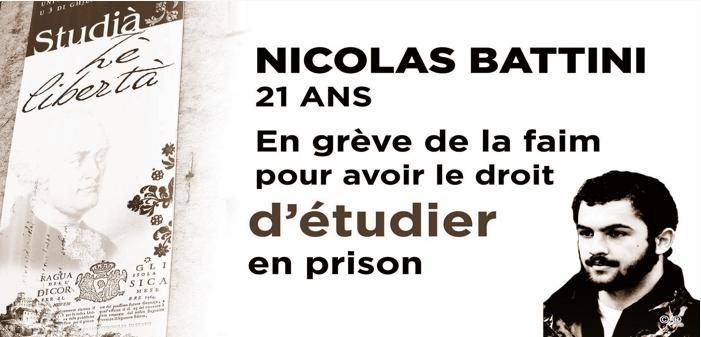 Signataires soutenant la démarche de Nicolas Battini