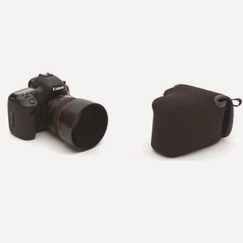 Matin Neoprene DSLR Camera Body Lens Protector Case M Size For Canon Nikon Sony