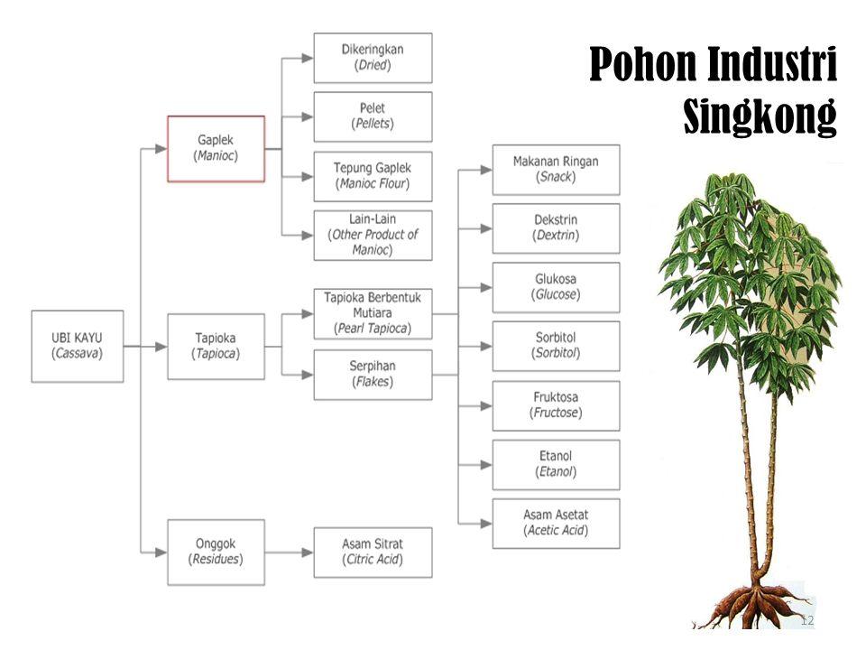 Natalya kantana penerapan pengolahan pangan food processing pohon industri singkong sumber httpslideplayerfoslide3785610 ccuart Images