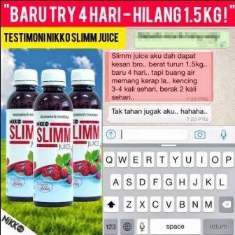 Nikko Slimm Juice