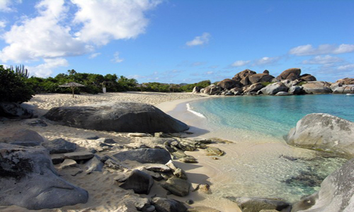 Virgin Gorda British Virgin Islands