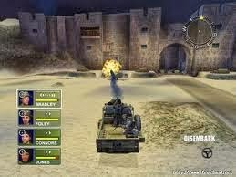 game perang conflict desert storm 2