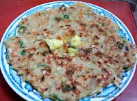 Paruppu Adai [ Lentil Pancake ]