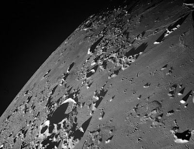 Fotografías inéditas de las Misiones Apolo