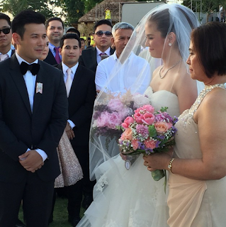 on location john prats and isabel oli wedding photos
