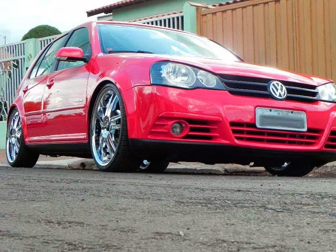 Golf Rebaixado Top Rodas 20""