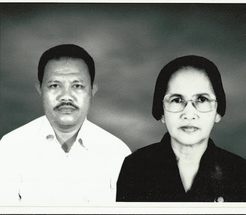 Bapak Soedijo & Ibu P. Hanafiah