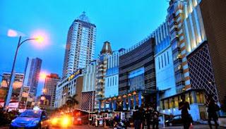 Thamrin City. Mal Tempat Rekreasi Dan Wisata Belanja