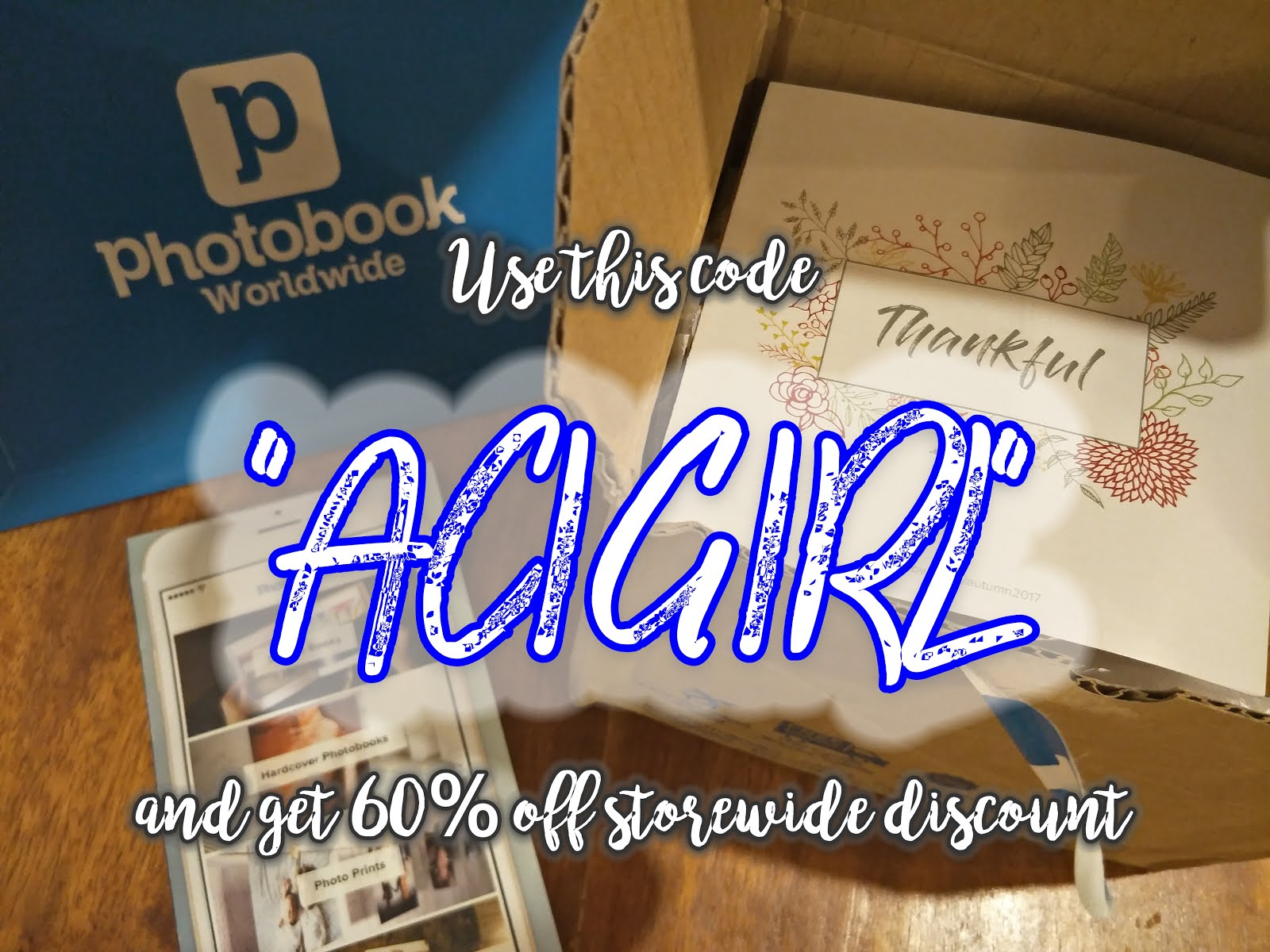 Photobook Wordlwide Discount Voucher