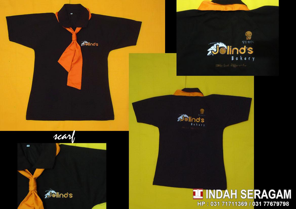 INDAH SERAGAM: Jolind's Bakery Uniform