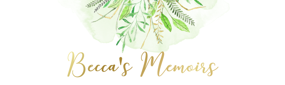 Becca's Memoirs