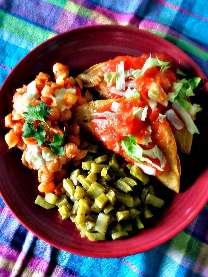 Fried Potato Tacos (dorados de papa) - lacocinadeleslie.com
