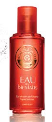 New fragrant body mist from Roger & Gallet