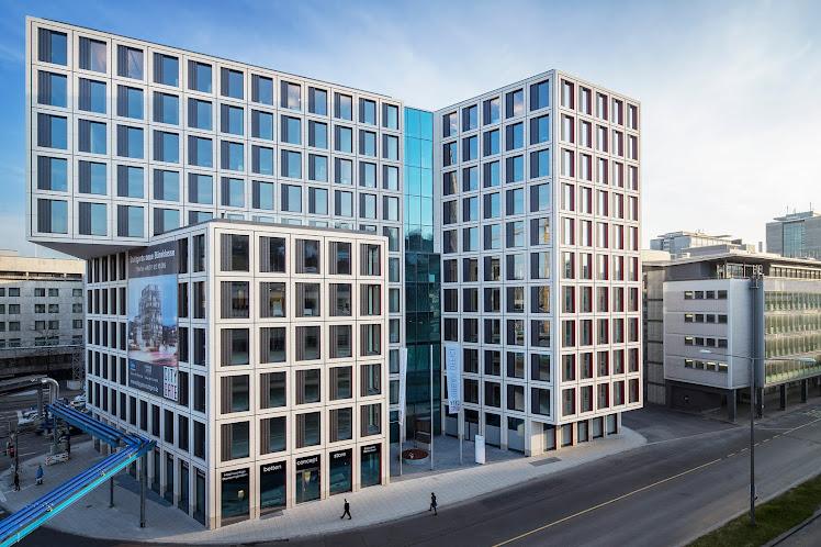 KSP Architekten Frankfurt