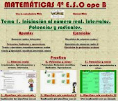 MATE TIC 4º ESO