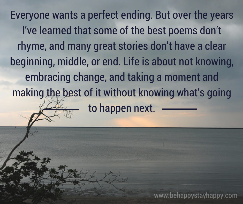 Lessons Learned in LifeDont wait for years for anyone who