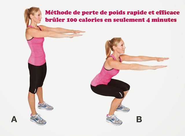 M thode de perte de poids rapide et efficace br ler 100 calories en seulement 4 minutes - Perte de poids thonon ...