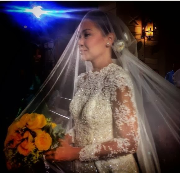 Jodi Sta Maria Wedding HIT OR MISS: Ma...