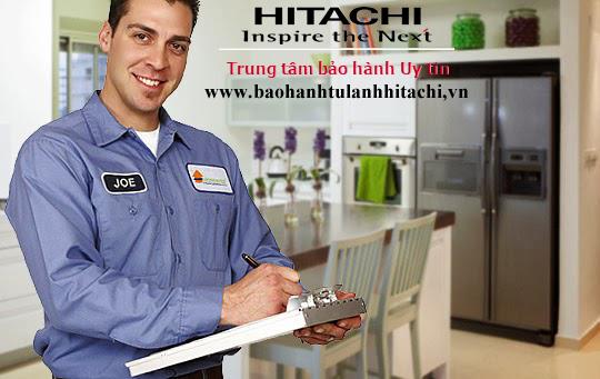 Sửa tủ lạnh Hitachi ở đâu