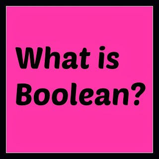 how do I use boolean google search