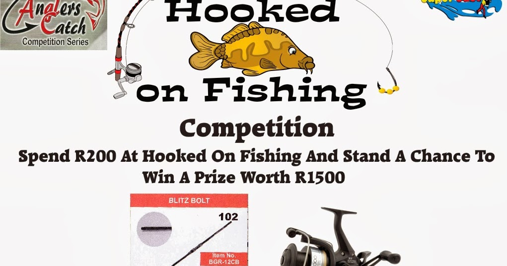 Hook up fishing comp