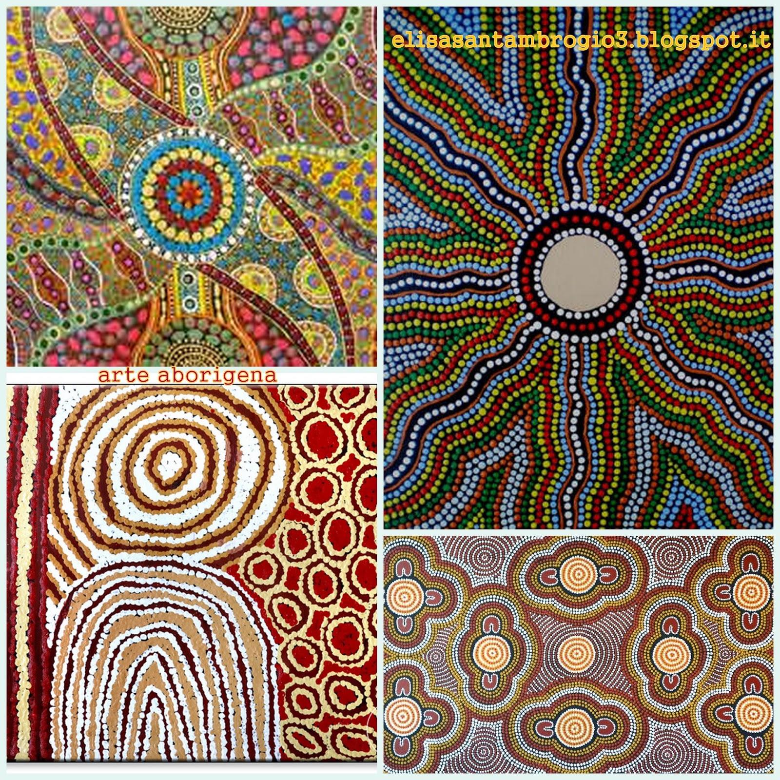 Immagin rti ottobre 2014 for Arte aborigena
