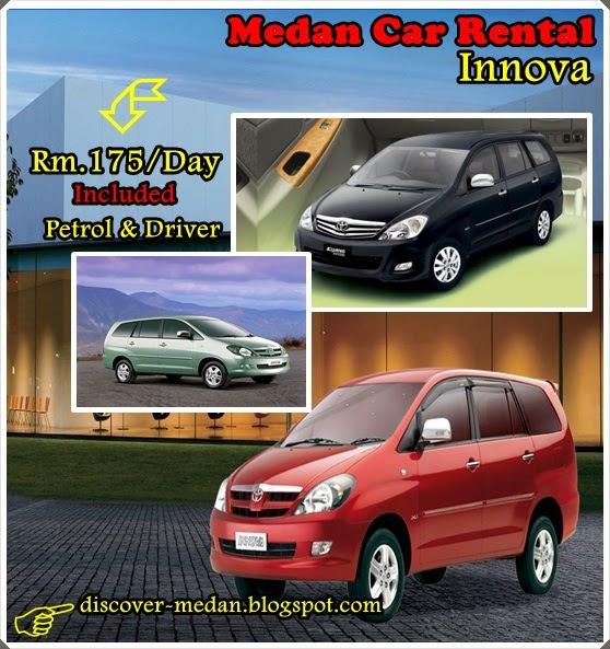 Rental Mobil Innova Di Medan
