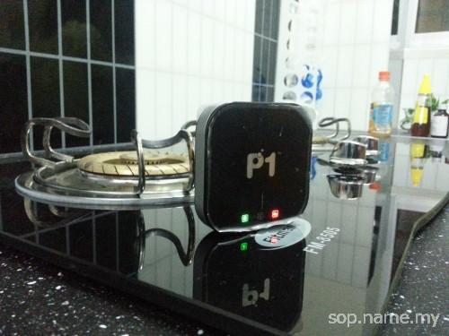 MIFI P1 MX230 juga selesa di rumah