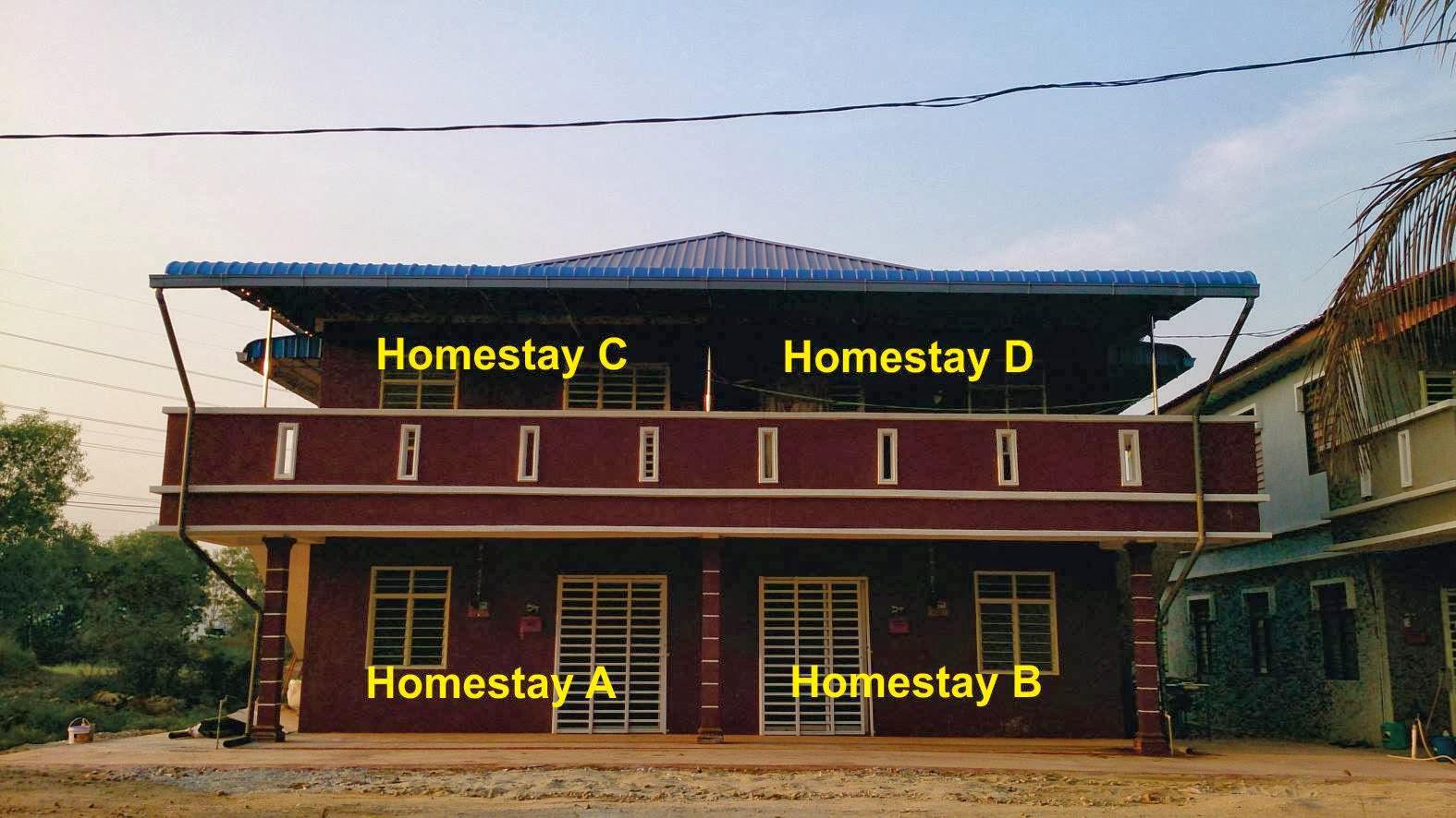 HNZ HOMESTAY PERMATANG PAUH