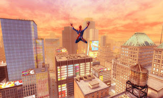 Android Games - The Amazing Spider-Man 1.1.7 APK+DATA