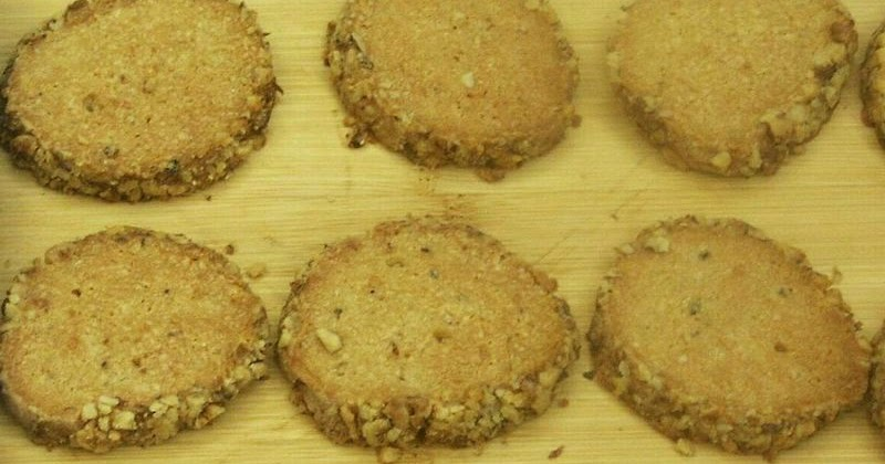 Moveable Feasts: Ina First Fridays: Stilton Walnut Crackers