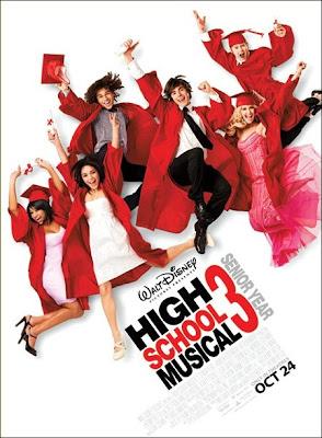 High School Musical 3 มือถือไมค์หัวใจปิ๊งรัก 3 HD 2008